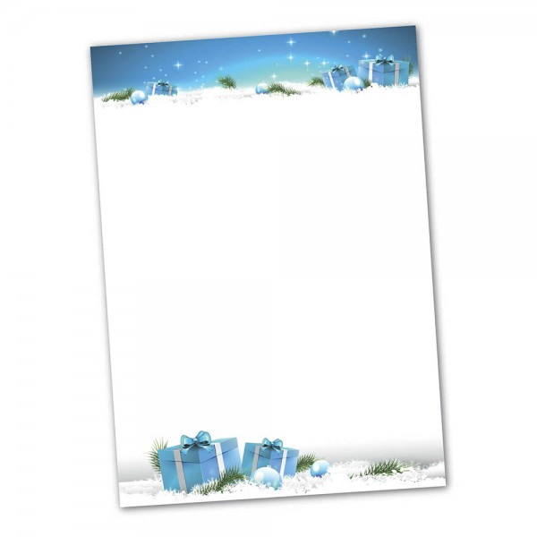 Weihnachts-Briefpapier, BP1205