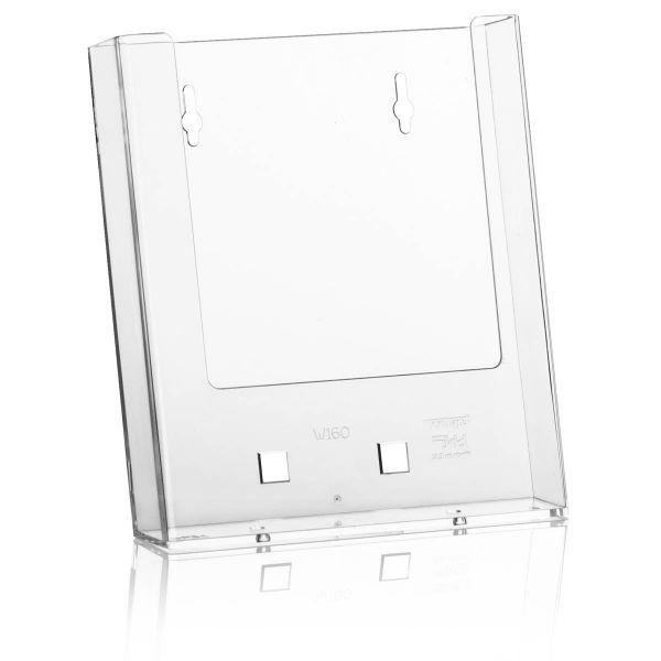 Taymar Wand-Prospekthalter W160, DIN A5 Hochformat