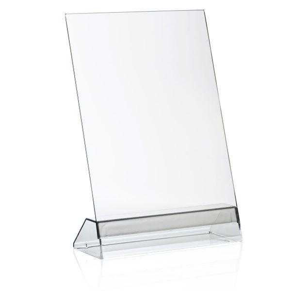 Taymar® Tischaufsteller L210, DINA4schräg