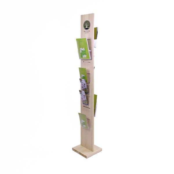 Prospektständer »dacapo ipoint wood«