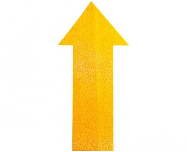 DURABLE Bodenmarkierung »Pfeil«, gelb
