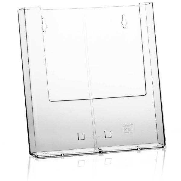 Taymar Wand-Prospekthalter W230, DIN A4 Hochformat