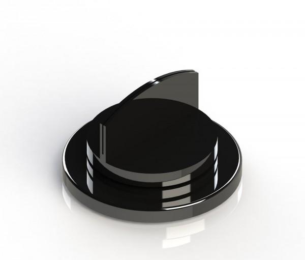 Drehbarer Tischaufsteller INSPIN Clip für DIN A6, DIN A5 und DIN lang