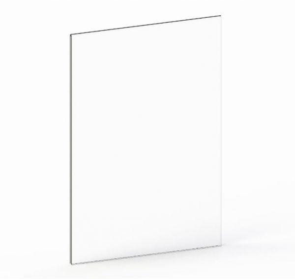 Acrylglastasche für Tischaufsteller, DIN A6 bis DIN A4