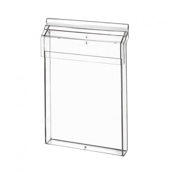 Outdoor-Prospekthalter Acrylglas DINA4, PHO217-30
