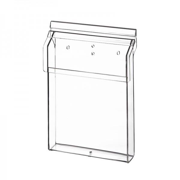 Outdoor-Prospekthalter Acrylglas DIN A5, PHO160