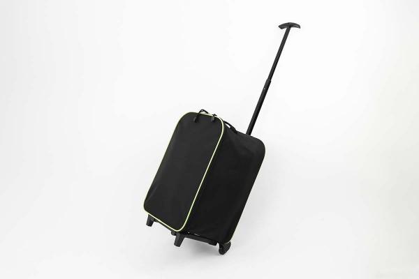 Faltbarer Rollkoffer »zip trolley foldable«