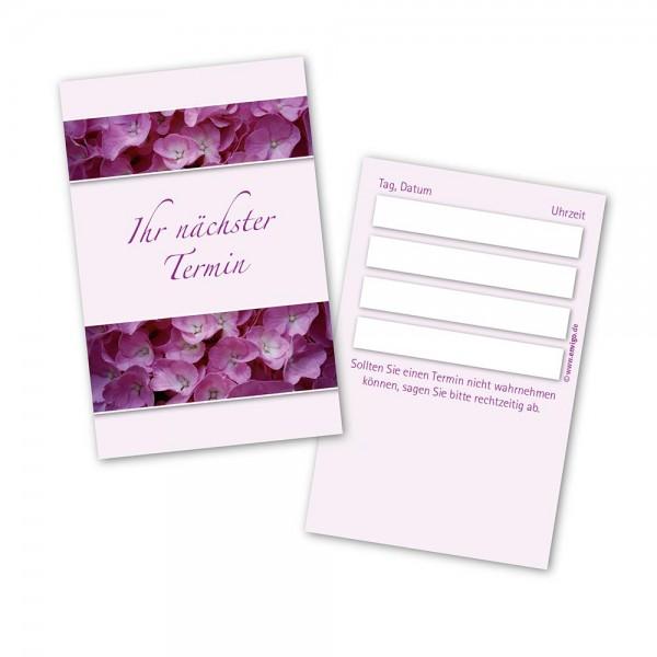 "Terminkarten TK110 ""Blüten"""