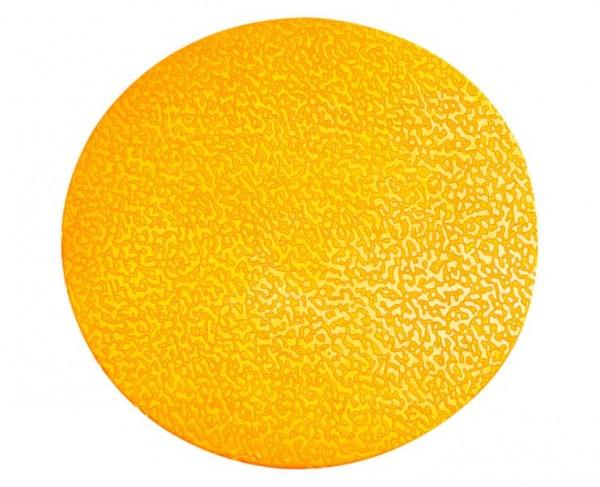 DURABLE Bodenmarkierung »Punkt«, gelb