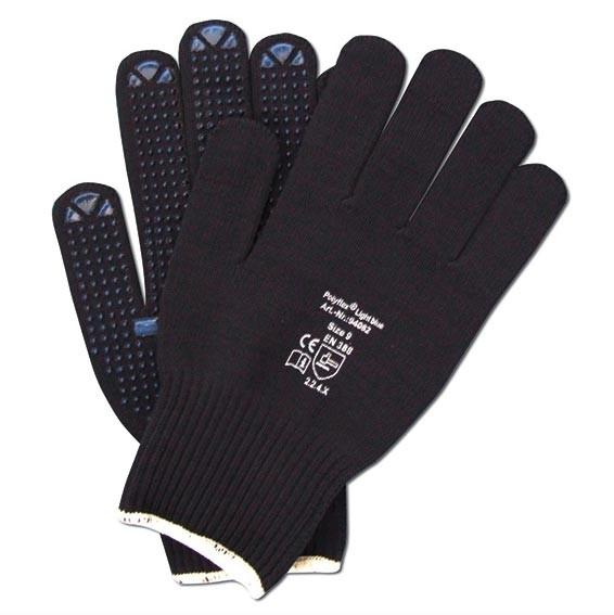 Montage-Handschuhe Polyflex Light, Größe9, Blau