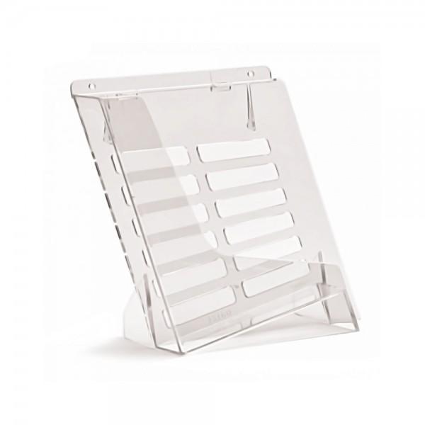 Taymar® Tisch-Prospekthalter DIN A5 schräg, TS160