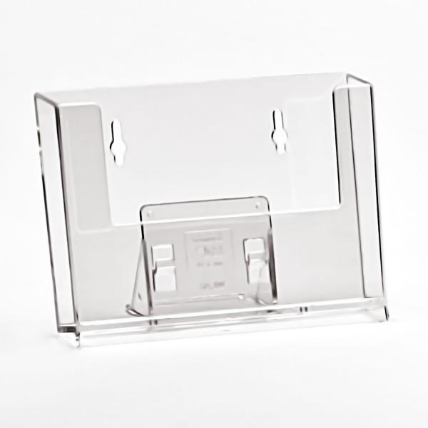 Taymar® Wand-Prospekthalter DIN A6 quer, WLA6