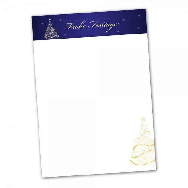 Weihnachts-Briefpapier, BP1202