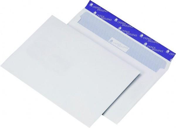 Briefumschläge C6 ohne Fenster, weiß