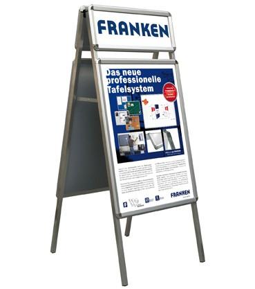 Kundenstopper/Plakatständer Standard Plus, DIN A1, BS1305