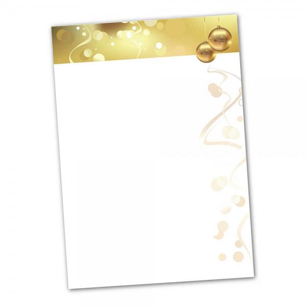 Weihnachts-Briefpapier, BP1203