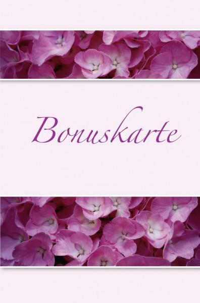 """Bonuskarten BKL110 """"Blüten"""""""