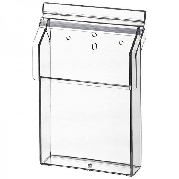 Outdoor-Prospekthalter Acrylglas DINA6, PHO116