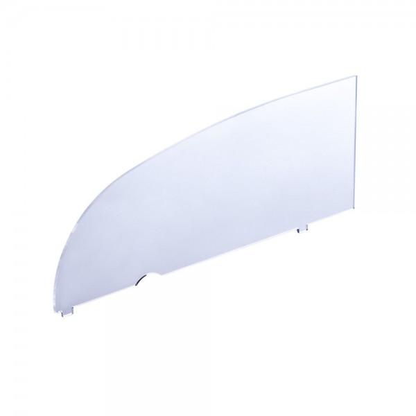 """Fachteiler für Acryl-Ablagefach """"Skyline"""", glasklares Acrylglas"""