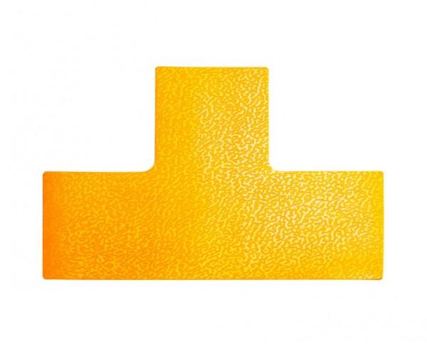 DURABLE Bodenmarkierung »T«, gelb