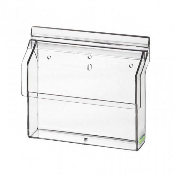 Outdoor-Prospekthalter Acrylglas DIN A6 quer, PHO169